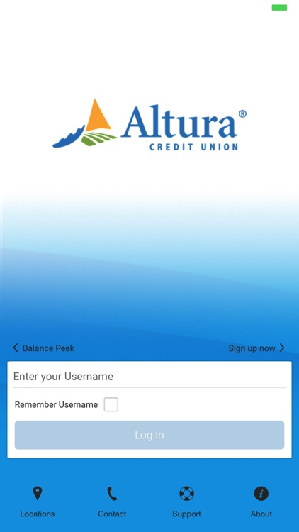 Altura Credit Union Mobile App