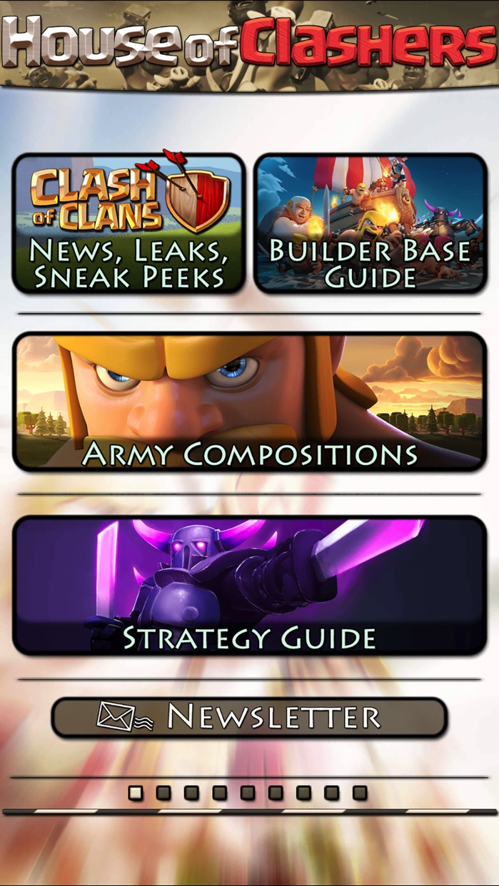 Guide for Clash of Clans - CoC Screenshot
