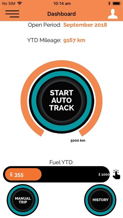 Mileage Track