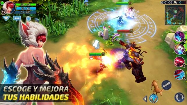Heroes Of Order Chaos En App Store
