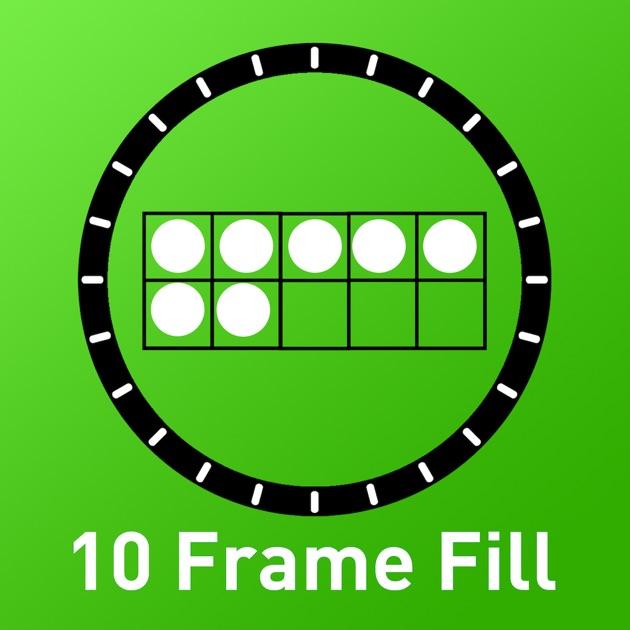Image result for ten frame fill