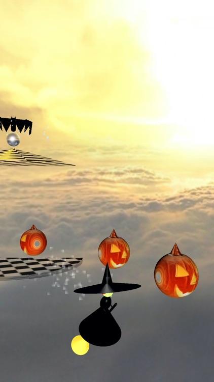 Magical Halloween Witch w Ads screenshot-0