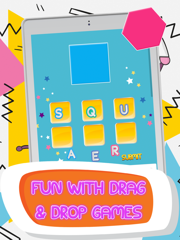 Brain Shapes Vocab - Learn number and shape games | App Price