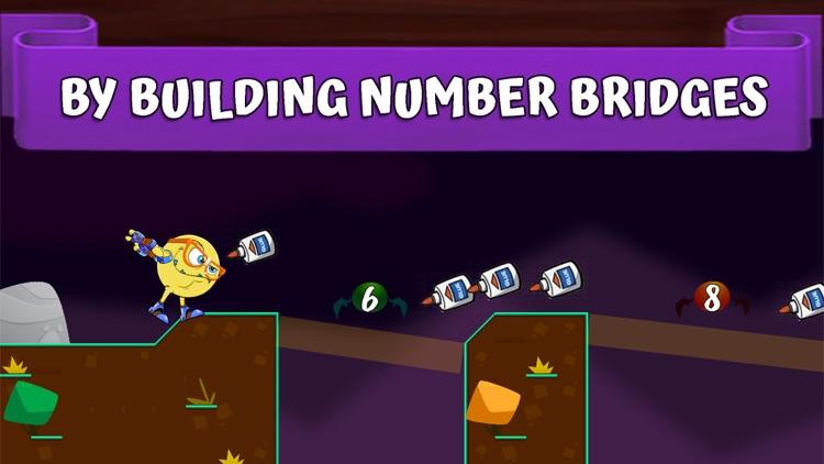 Math Bridges Number Sense Game