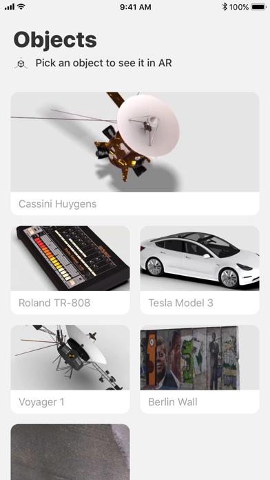 Screenshot 1 for Quartz's iPhone app'