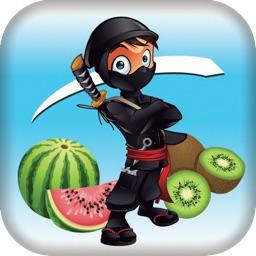 Fruit Samurai Warrior FREE - Use Ninja Fingers Skills To Swipe And Slice