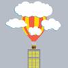 SGG - Skyscraper Caper artwork