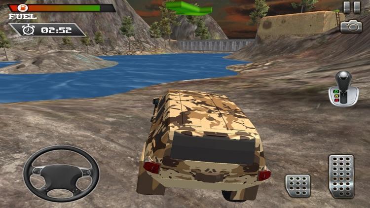 US Army Truck Driver Simulator screenshot-4