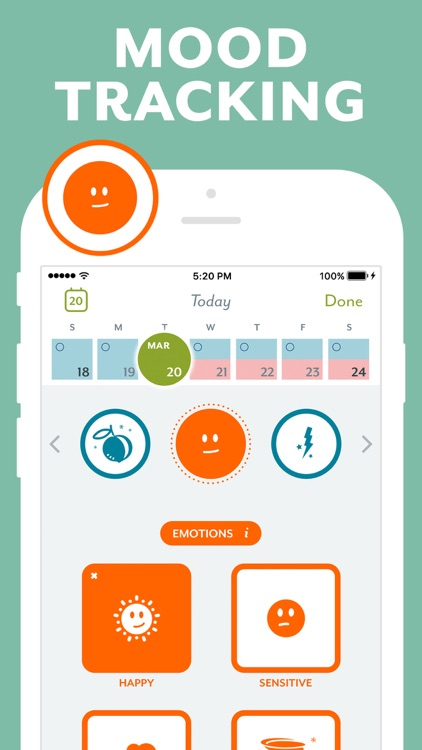 Clue - Period & Health Tracker screenshot-6