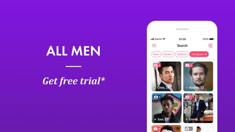Denim - safe dating app screenshot-5