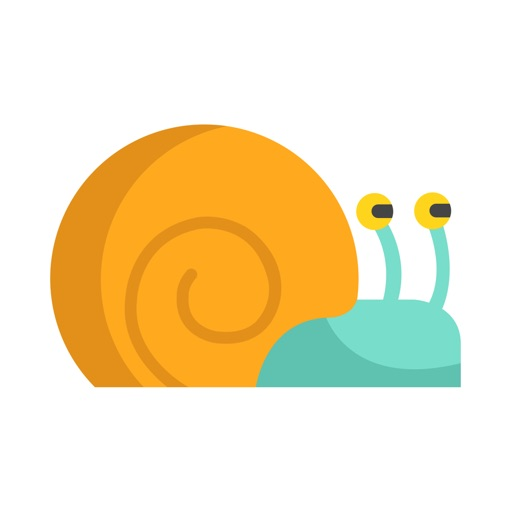 蜗牛日记 - 可爱的日记本私密记事本
