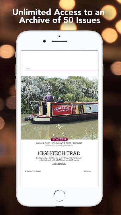 Canal Boat Magazine screenshot-3