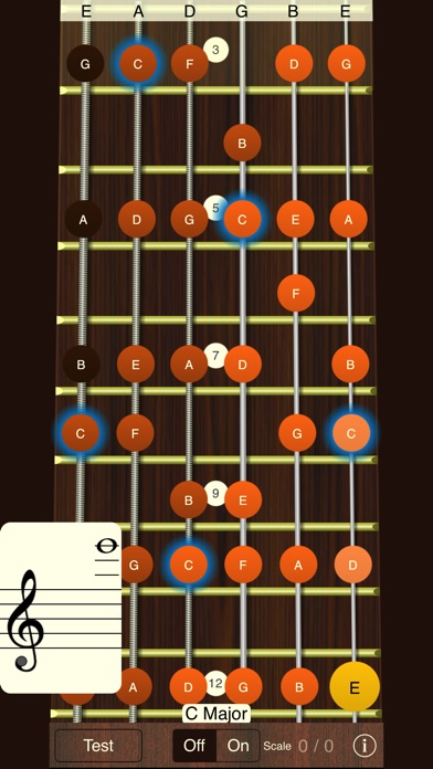 Guitar Sight Reading Trainer review screenshots