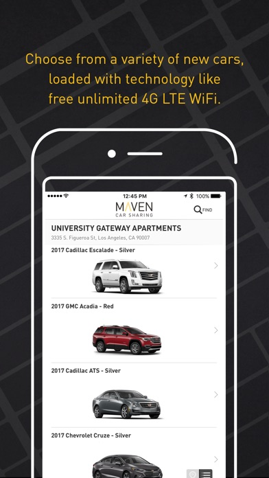 Download Maven – Car Sharing for Pc