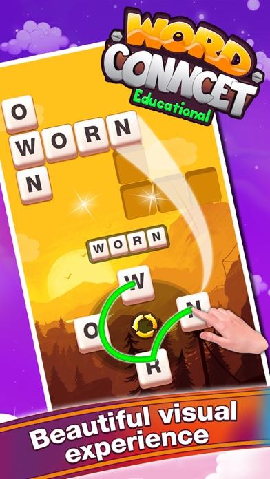 Word Connect Educational screenshot 1