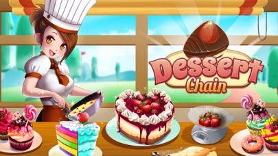 Dessert Chain: デザートクッキングゲームのおすすめ画像1