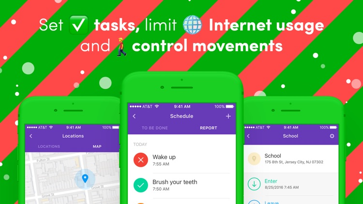 Kidgy - Parental control app