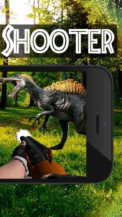 Jurassic Shooter: Dinosaur Hunter World Edition Screenshot