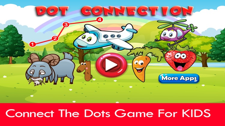 Connect the dots - dot to dot