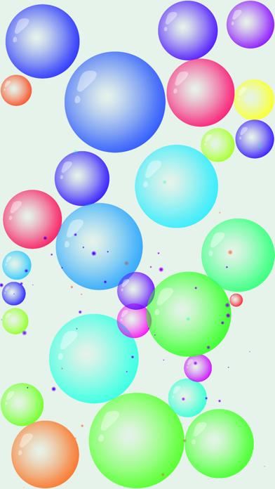Finger Bubbles screenshot two