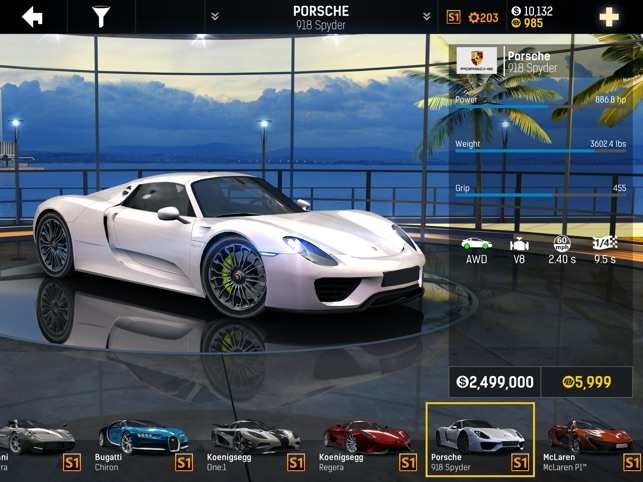 nitro nation best cars for each level NITRO NATION™ 6 on the App Store