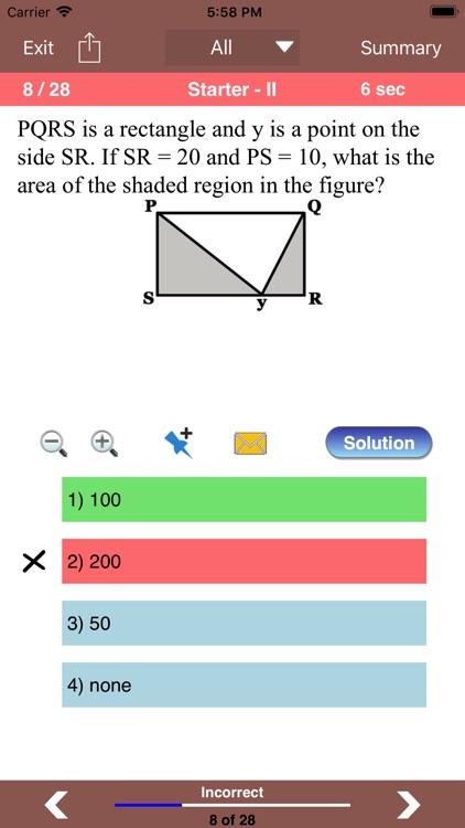 Statistics for GRE® Math