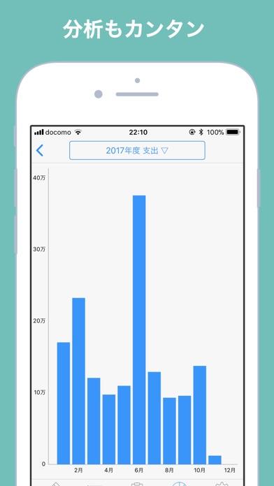 家計簿 Zeny 簡単で軽い家計簿アプリスクリーンショット3