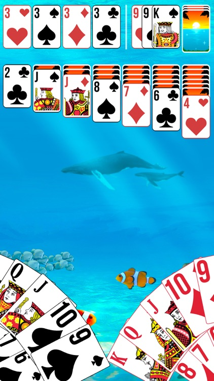 Solitaire Classic !!! screenshot-0