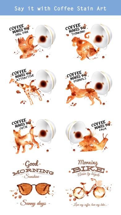 Say it with Coffee Art screenshot 2