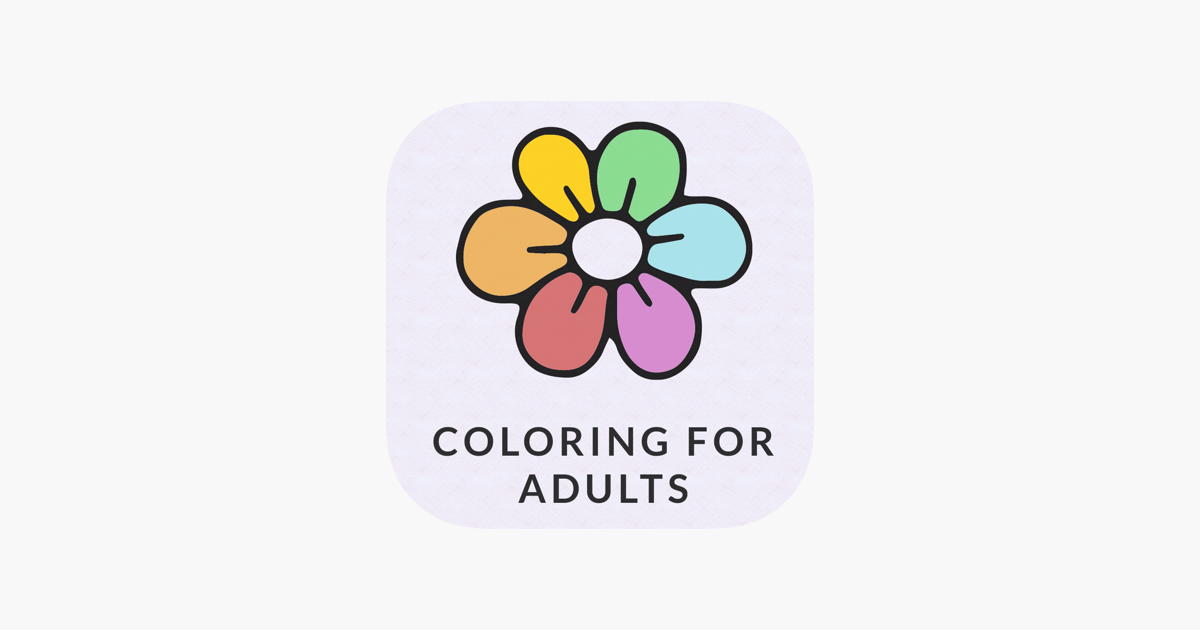 Zen: colorear para adultos en App Store
