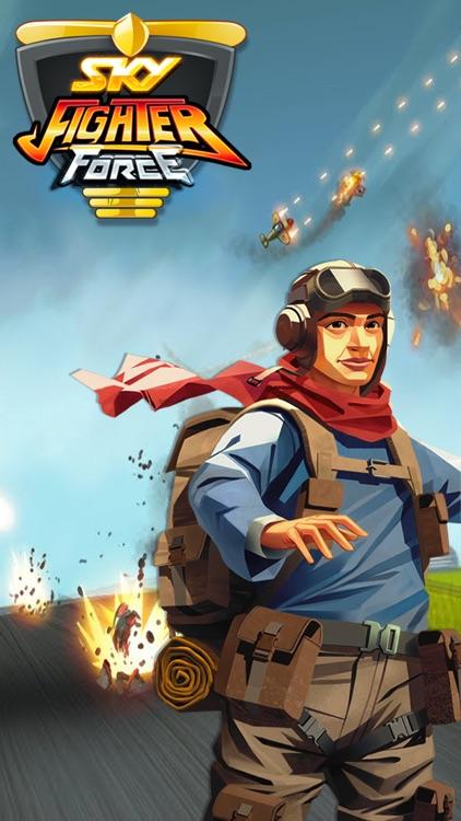 Sky fighter Force : War Games screenshot-6