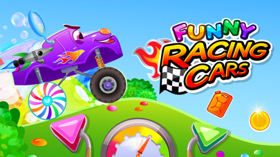 Funny Racing Cars -おもしろレーシングカーのおすすめ画像1