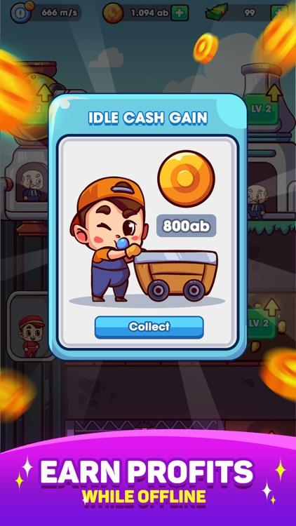Idle Miner Simulator screenshot-5