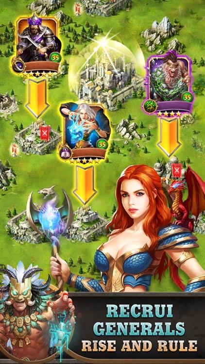 Dragons of Atlantis: Heirs of the Dragon screenshot-3
