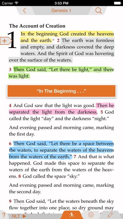 Daily Walk Bible screenshot-3