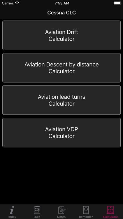 Cessna 172S/SP Checklist screenshot-7