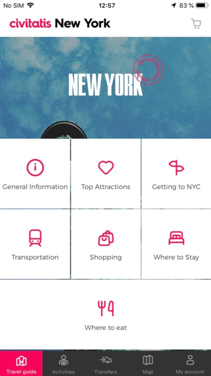 New York Guide Civitatis