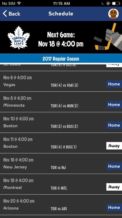 Club Maple Leafs screenshot-3