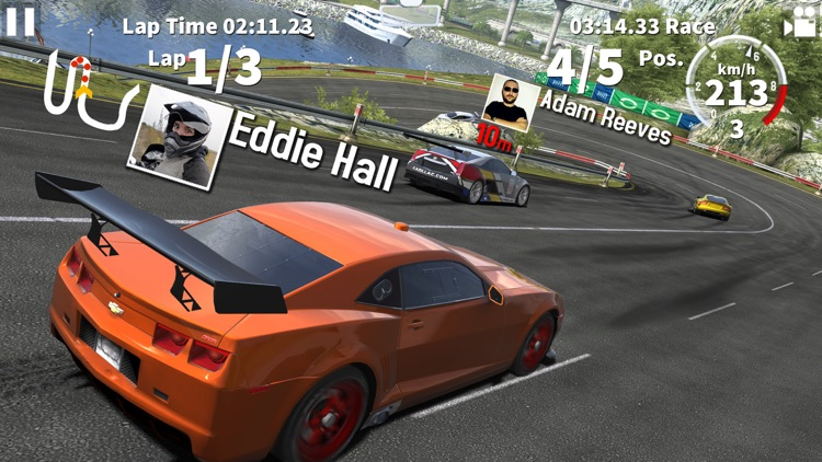 GT. Racing 2 screenshot-4