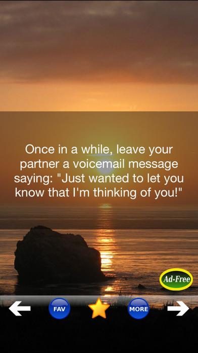 Romantic Ideas & Love Advice! screenshot one