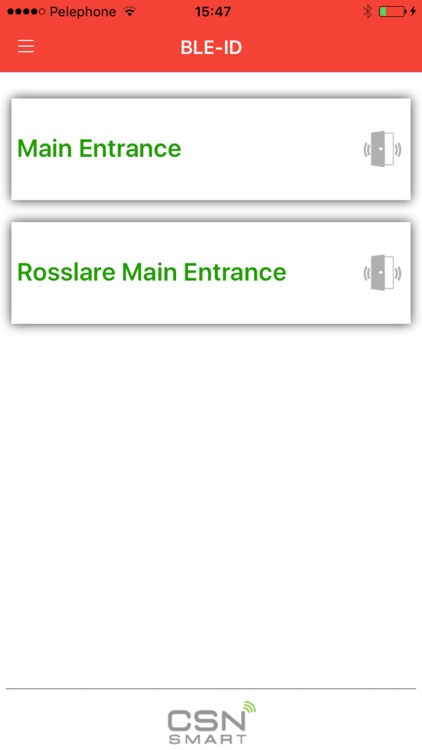 MY BLE ID by Rosslare Enterprises Limited