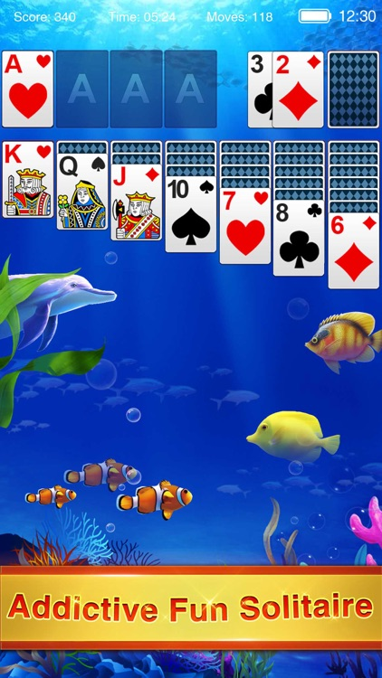 Solitaire Classic Games screenshot-1