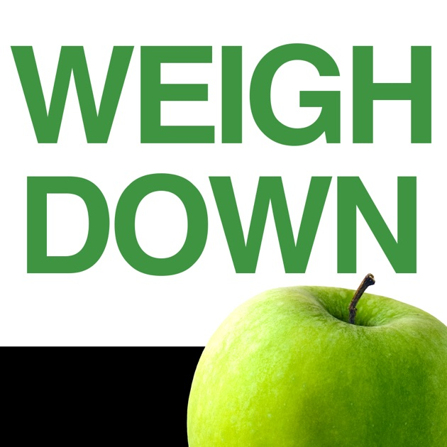 Weigh Down on the App Store