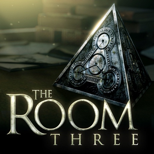 The Room Three app logo