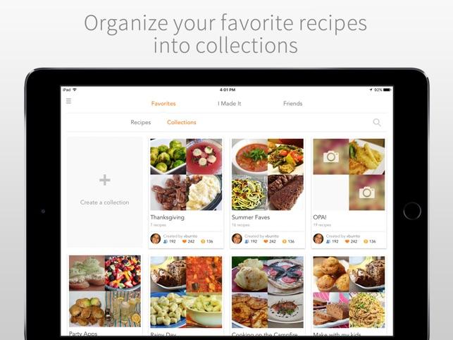 Allrecipes dinner spinner on the app store allrecipes dinner spinner on the app store forumfinder Choice Image