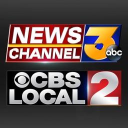 KESQ NC3 & CBS Local 2