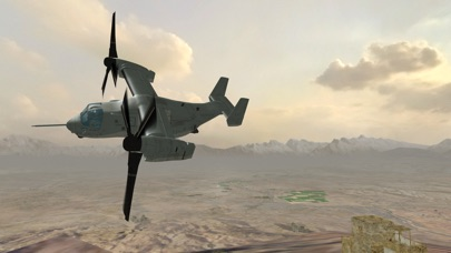 Osprey V22 Combat Operations Screenshots