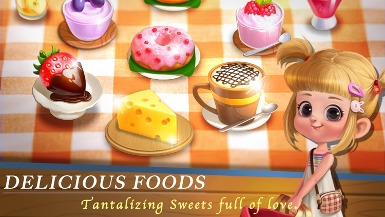 Cafe Story - Play Cooking & Farming Game screenshot-3