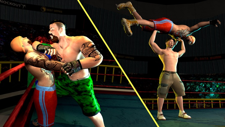 Champion Wrestling Revolution screenshot-4