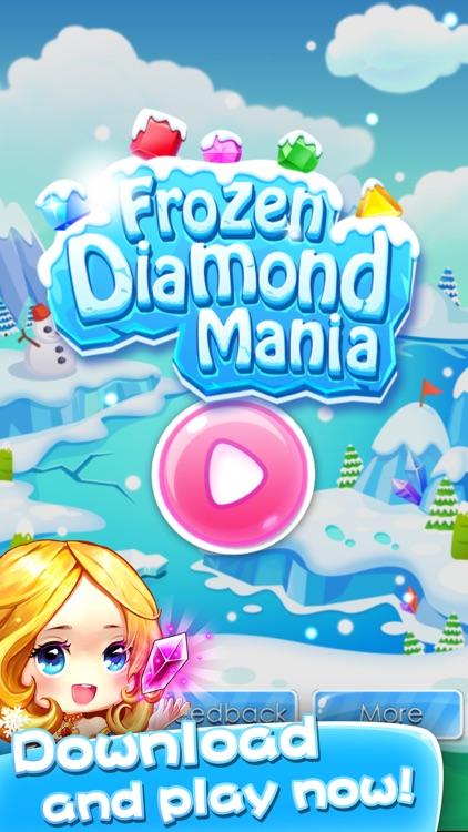 Frozen Pop Fun - Match 3 Games screenshot-4